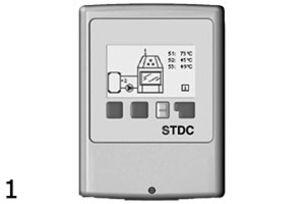 Temperatur Differenz Regelung meist in Verbindung mit einer Solaranlage verwendet.